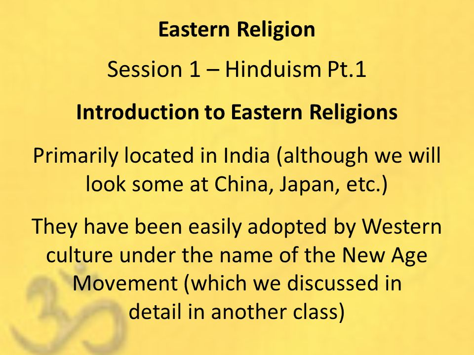 a discussion on the hindu religion Introduction to hinduism hinduism is the religion of the majority of people in india and nepal it also exists among significant populations outside of the sub continent and has over 900 million adherents worldwide.
