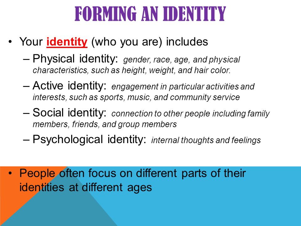 the characteristics of an individual and their sexual identity in connection to society as the defin Biology impacts gender a big challenge to the connection of sex and even children raised without set gender roles show traits of their known sexual identity.
