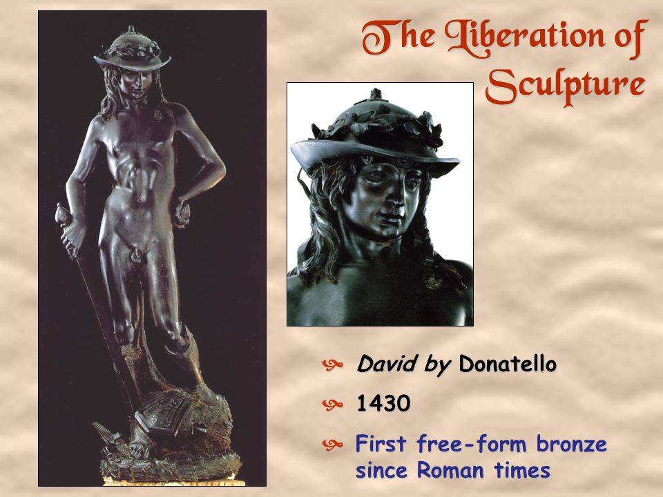 The Liberation of Sculpture