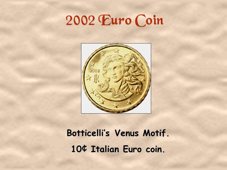 Botticelli's Venus Motif.