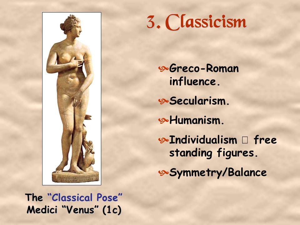 The Classical Pose Medici Venus (1c)