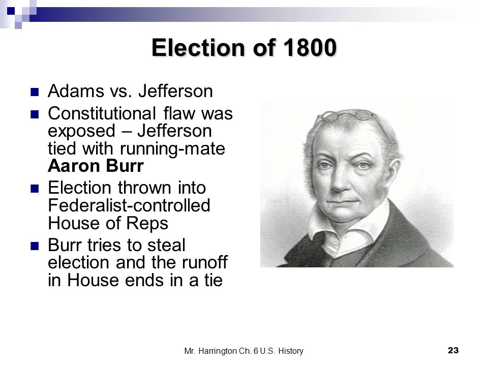 jefferson eliminated tax on whiskey and reduced the Start studying american history: chapter 9 and 10 learn  give examples of federalist programs jefferson eliminated  like whiskey tax - reduced # of federal.