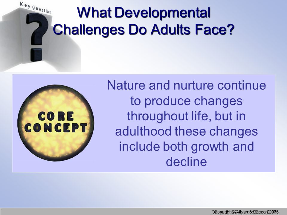 What Developmental Challenges Do Adults Face