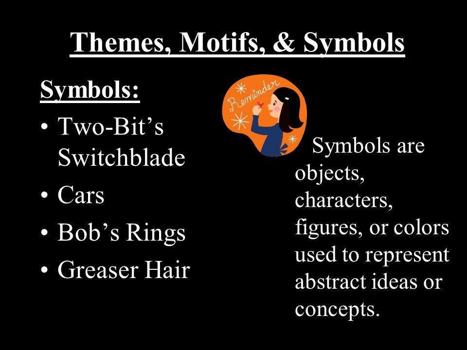the necklace analysis themes motifs symbols Literary analysis - theme, symbolism, and irony in the works of j m barrie.