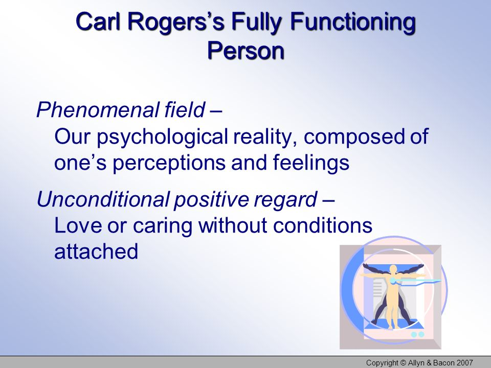 Carl Rogers's Fully Functioning Person