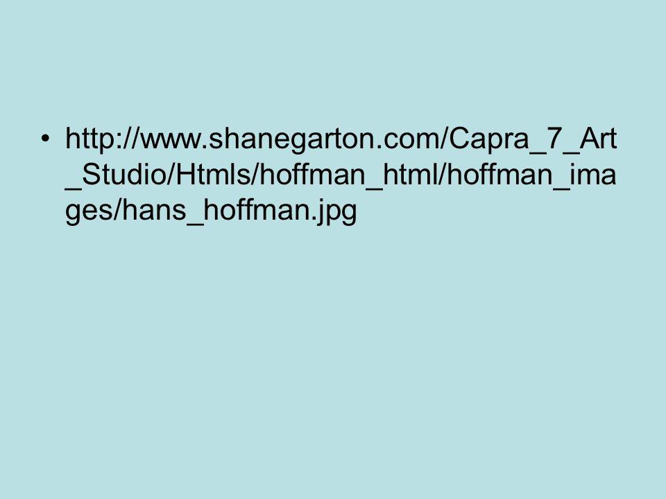 http://www. shanegarton