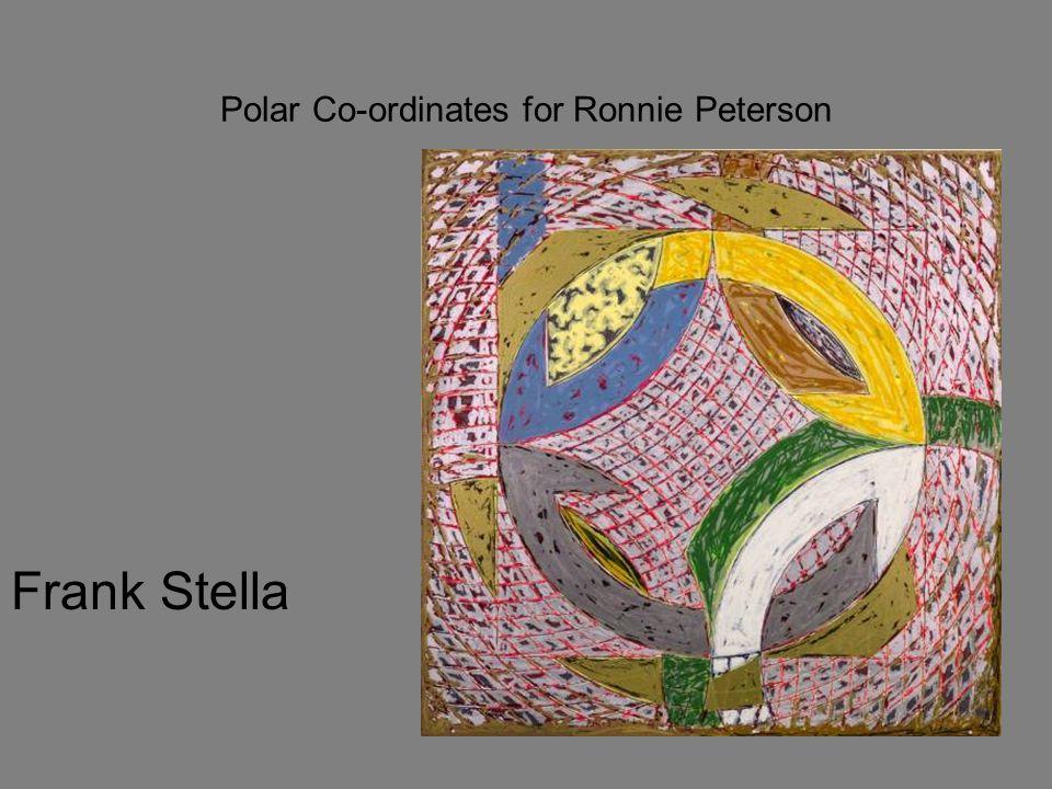 Polar Co-ordinates for Ronnie Peterson
