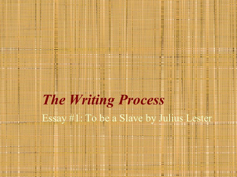 slavery essay 1 Free essays regarding slavery abolished for download 1 - 25.