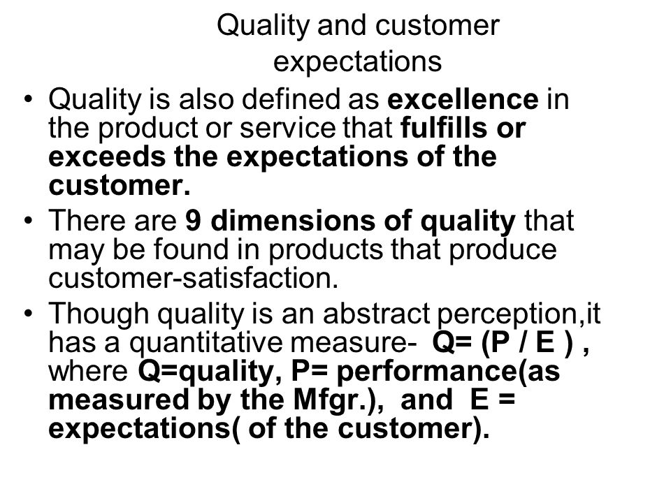 design for quality and product excellence Design for excellence (total quality management) activities initiated to incorporate quality into product design activities.