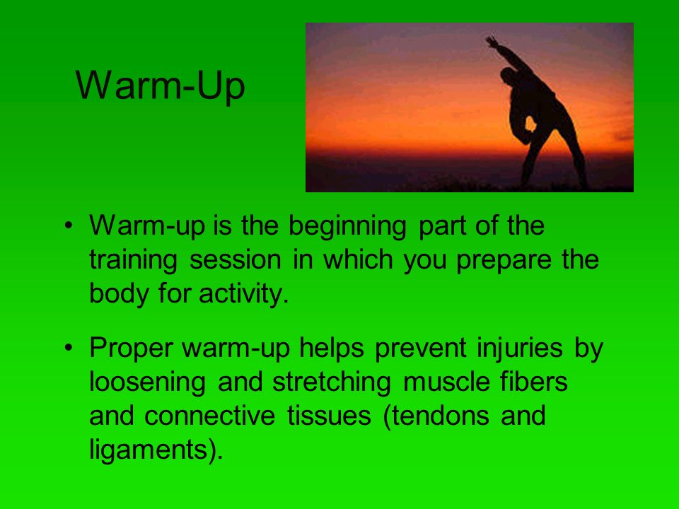 "powerpoint warm up exercise 2014 2 Fifa 11+: warm-up to prevent injuries 1 the ""11+"" a complete warm-up programme to prevent injuries manual 2 the ""11+"" manual a complete warm-up programme to prevent injuries."