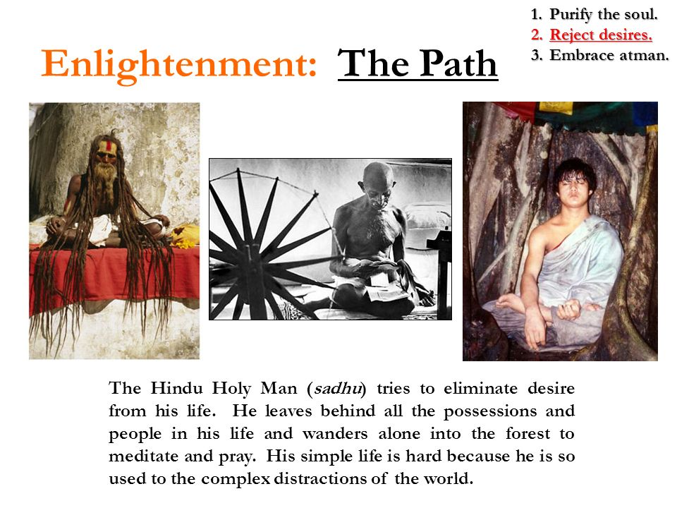 Enlightenment: The Path