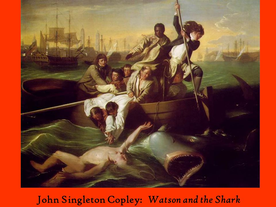 John Singleton Copley: Watson and the Shark