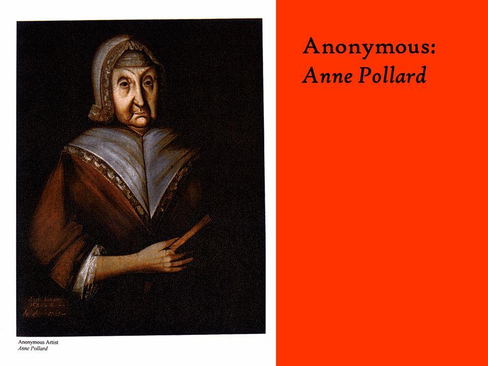 Anonymous: Anne Pollard