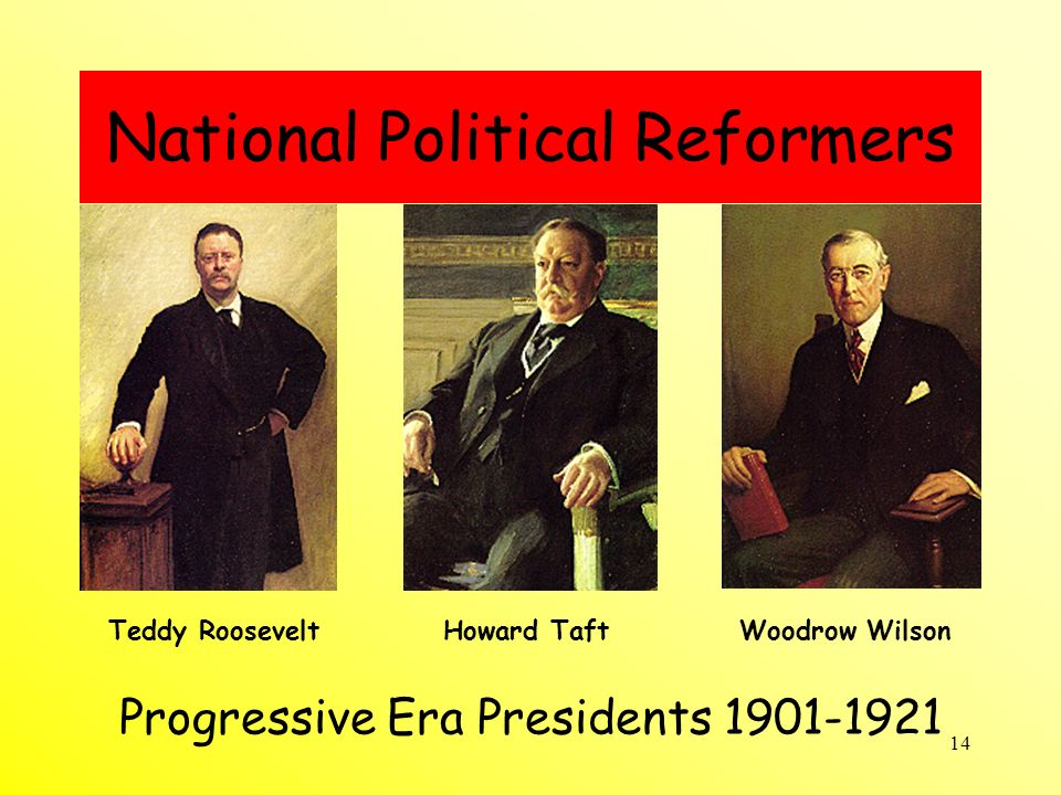 National Political Reformers