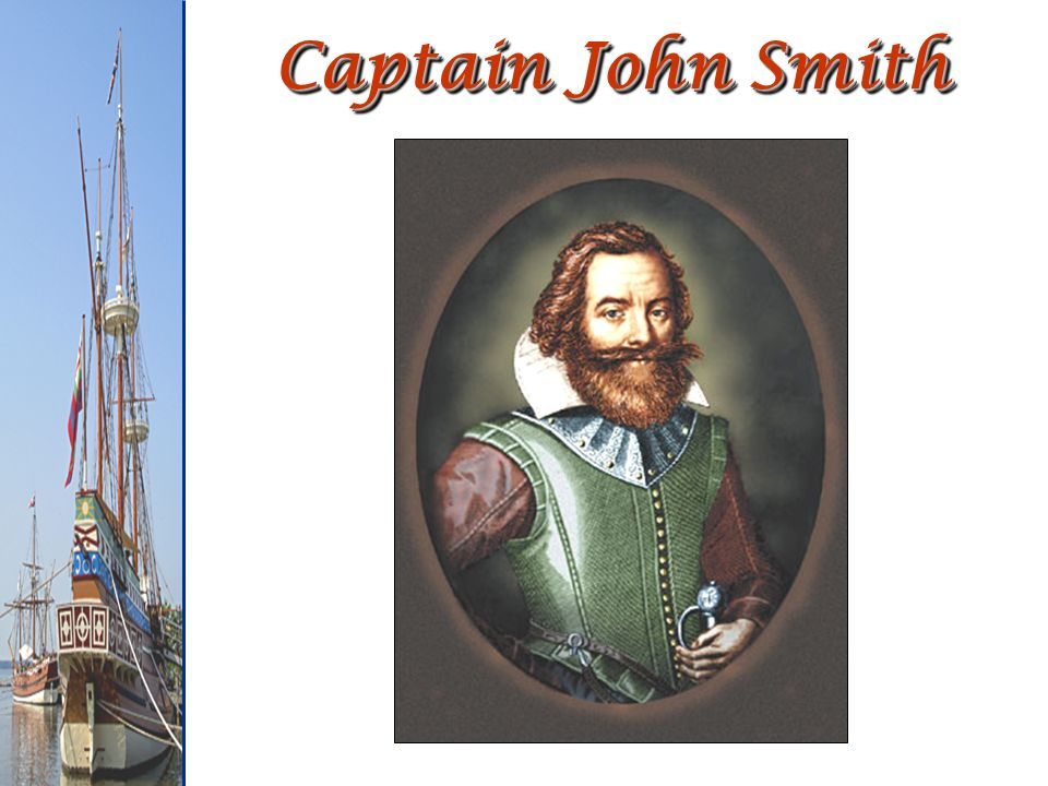 Captain John Smith