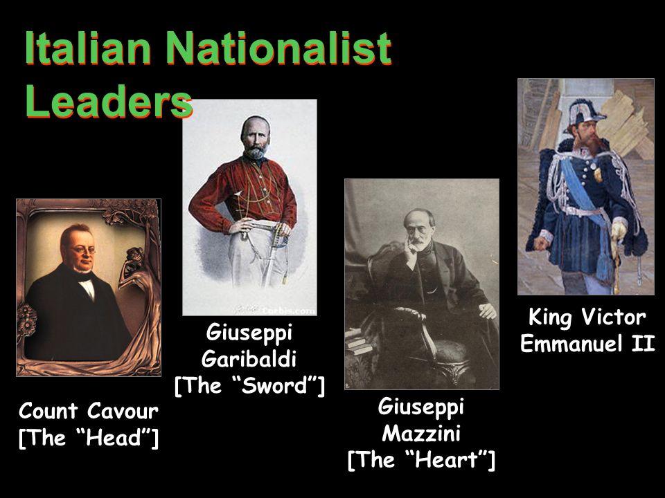 Italian Nationalist Leaders