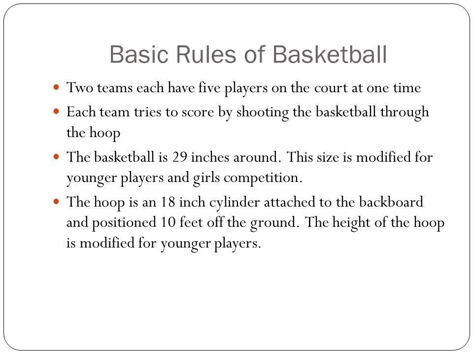Basketball Mr. Schmidt.