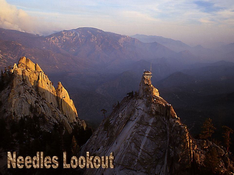 Needles Lookout