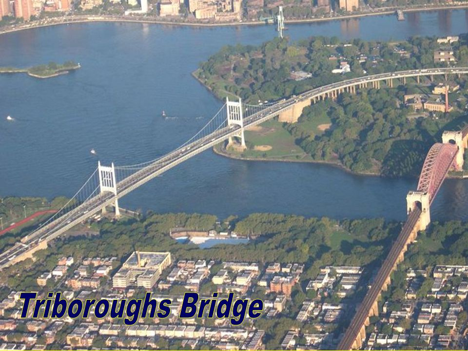 Triboroughs Bridge