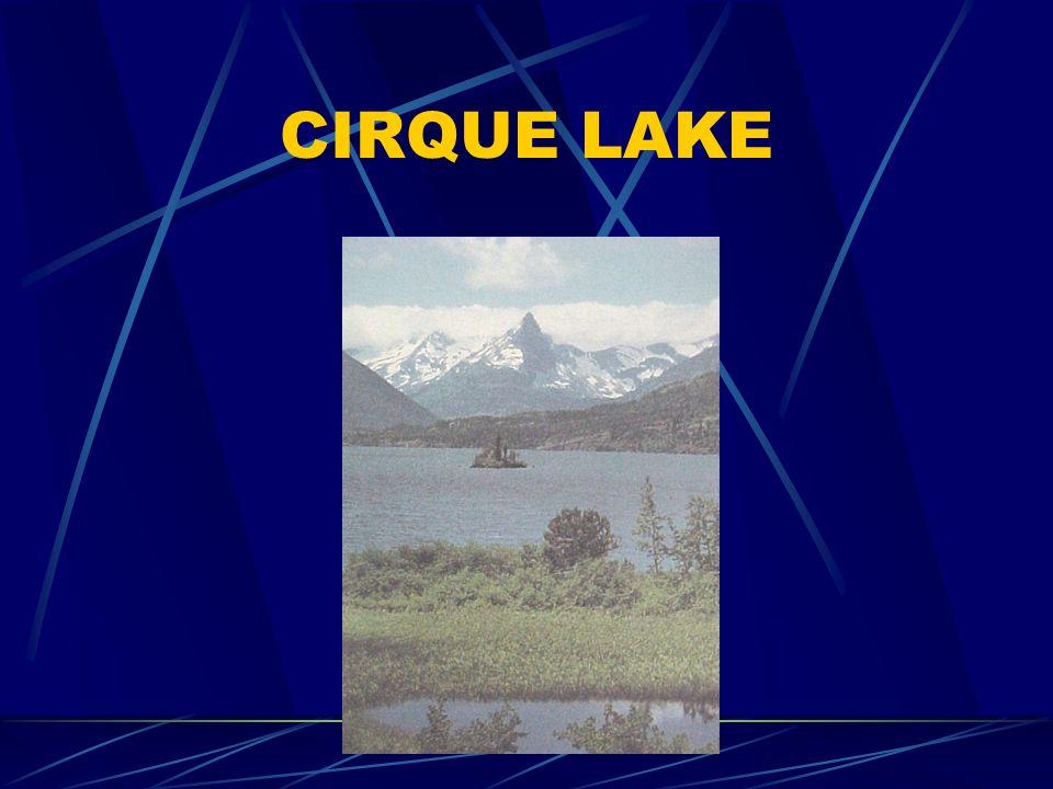 CIRQUE LAKE