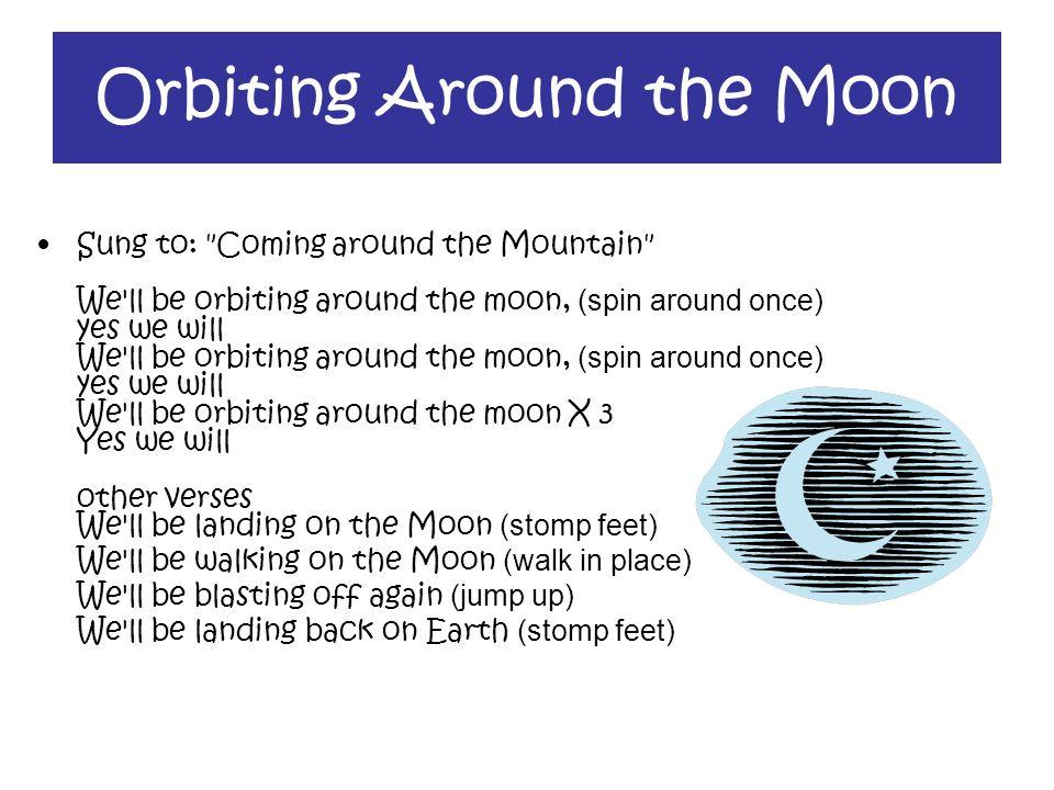 Orbiting Around the Moon