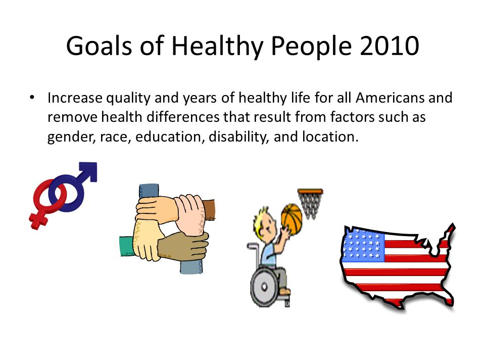 what is healthy people 2010 Healthy people 2010 is a prevention agenda for the nation designed to identify the most significant preventable threats to health in the united states.