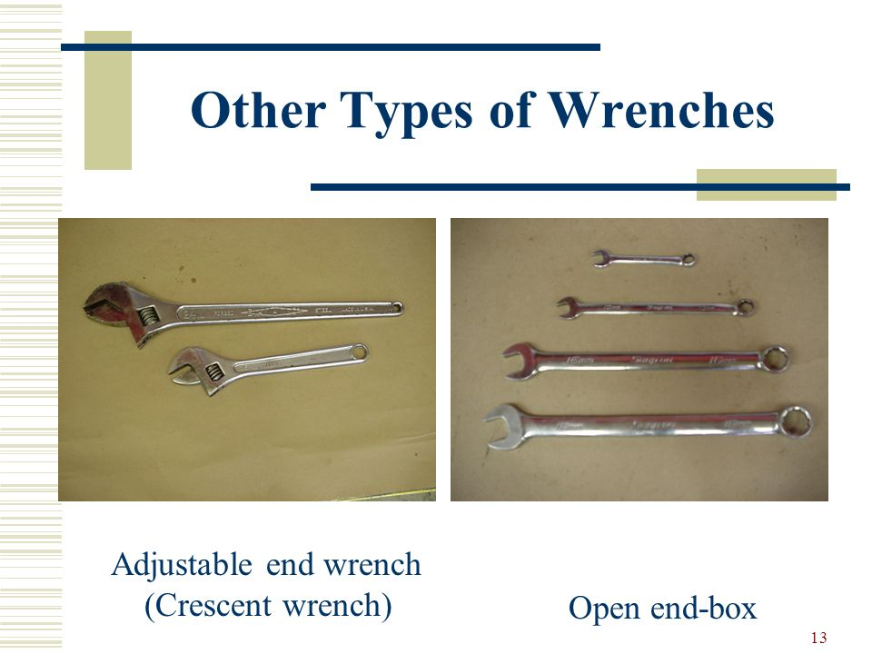 Other Types of Wrenches