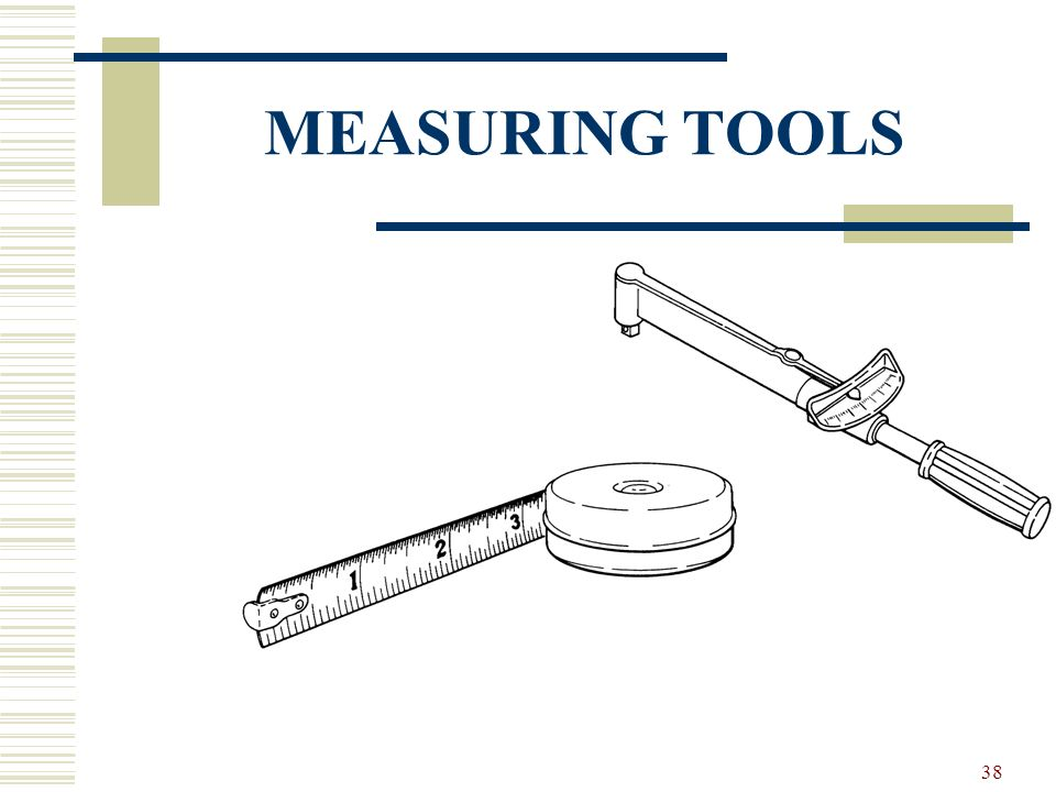 MEASURING TOOLS