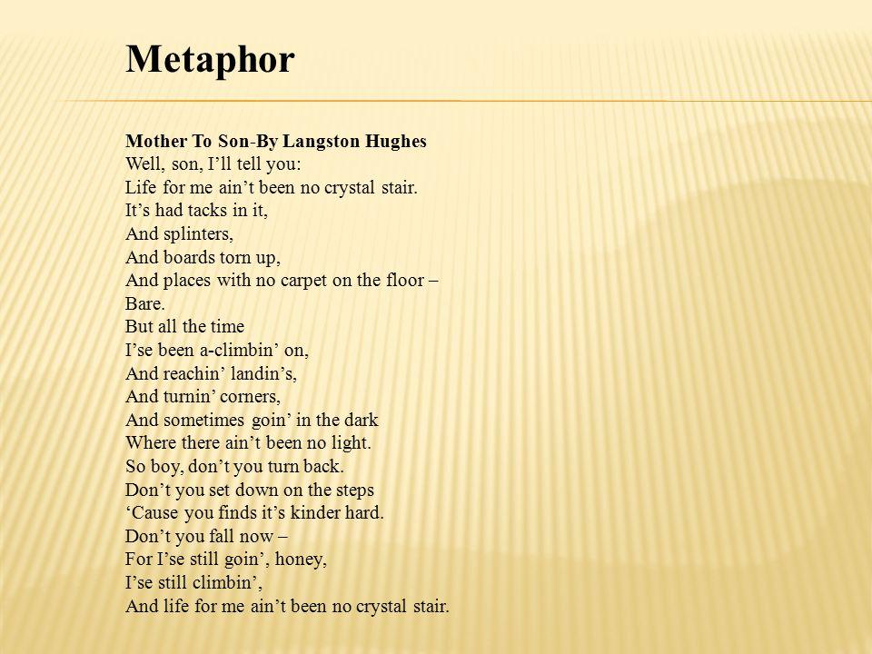 figurative language similes metaphors personification