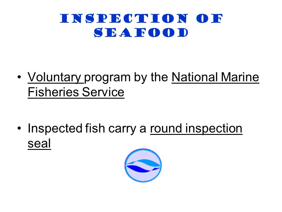 Voluntary program by the National Marine Fisheries Service