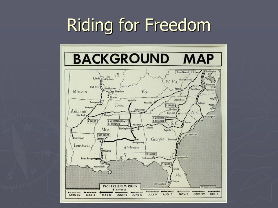 Riding for Freedom