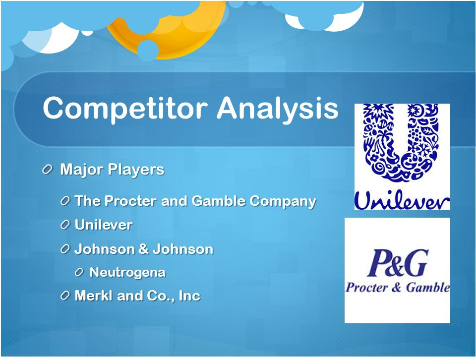unilever competitors analysis