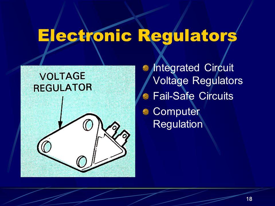 Electronic Regulators