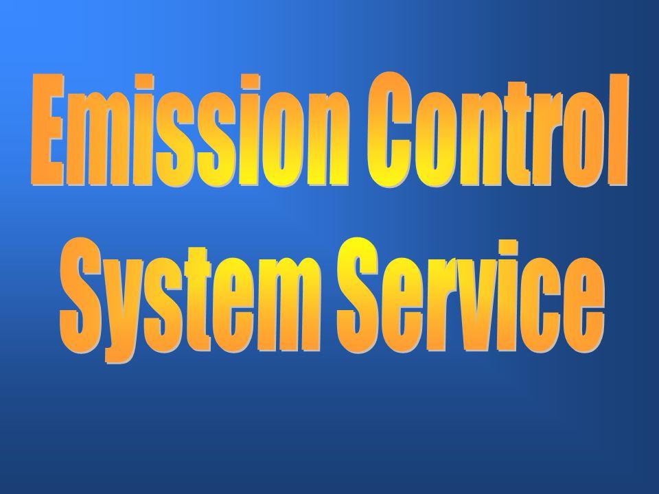 Emission Control System Service