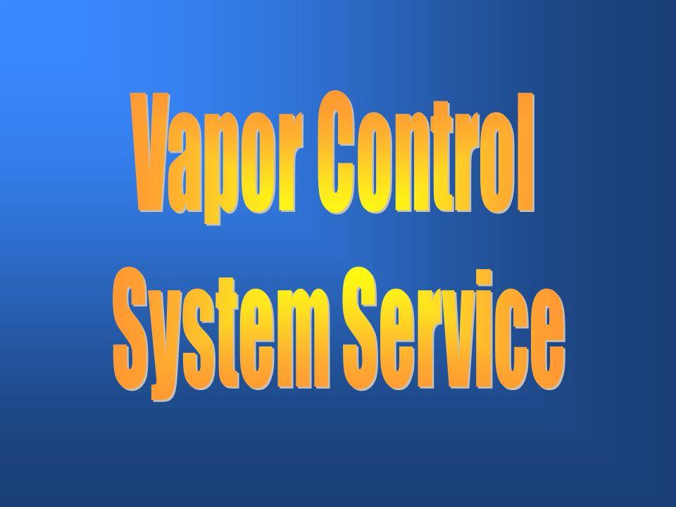 Vapor Control System Service