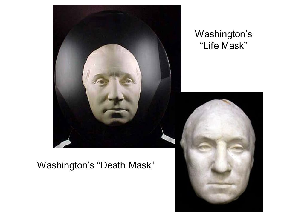 Washington's Life Mask