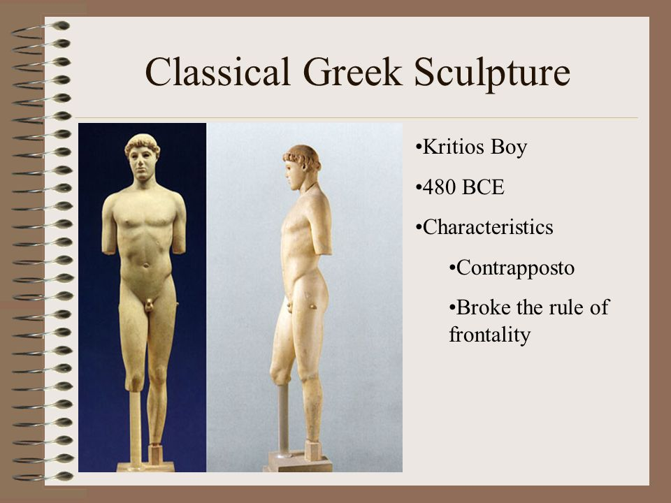 Classical Greek Sculpture