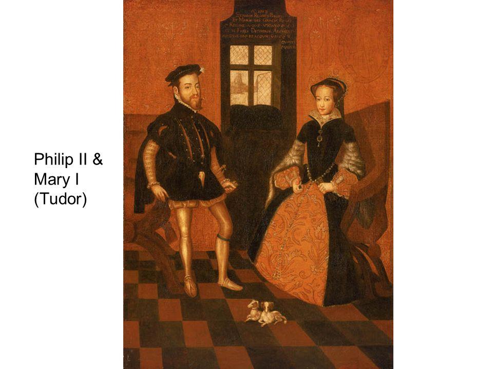 Philip II & Mary I (Tudor)