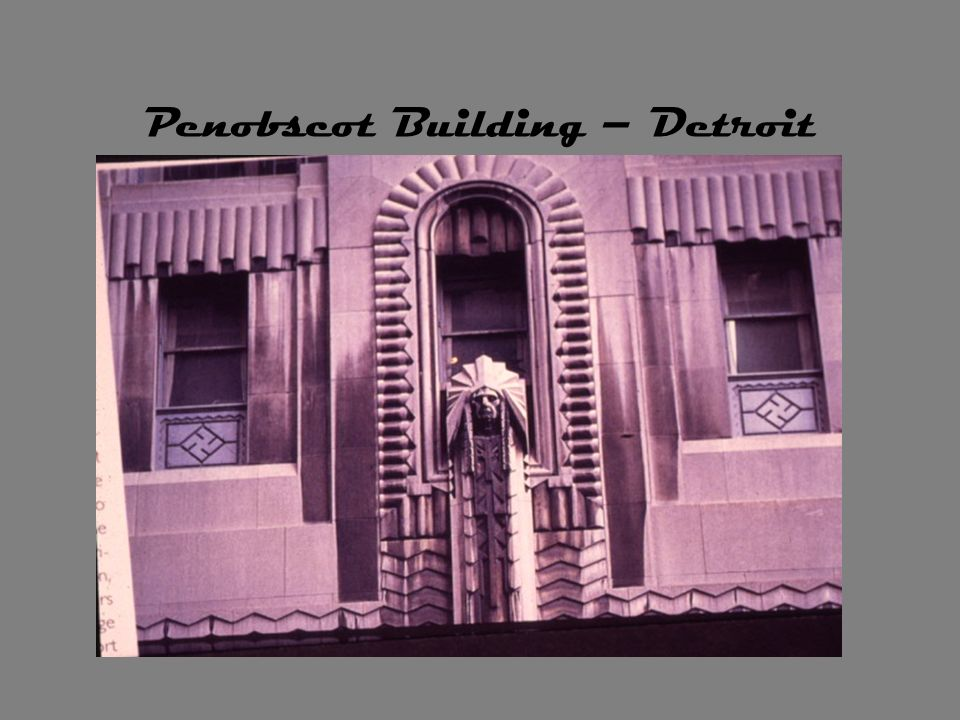 Penobscot Building – Detroit