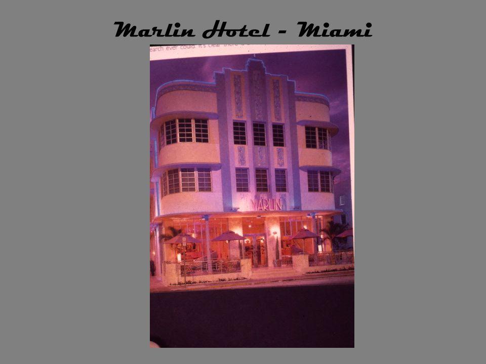 Marlin Hotel - Miami