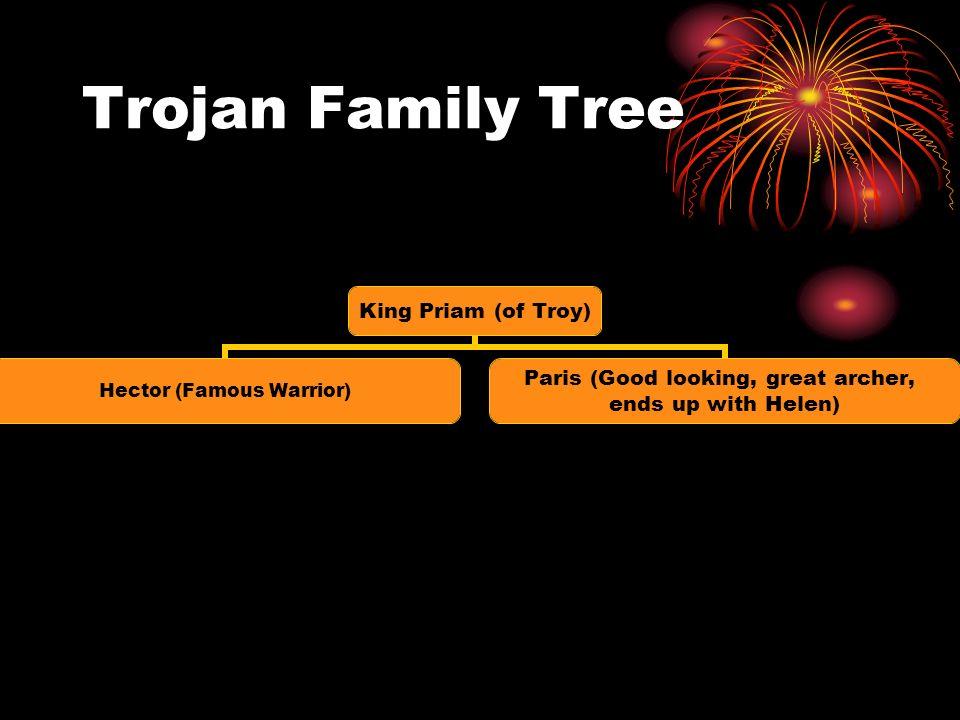 Trojan Family Tree