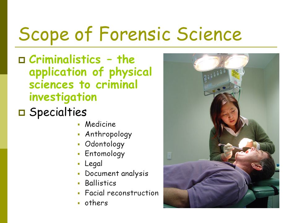 the role of forensic science in the criminal investigation Importance of forensic science in law - a study by explained the relation between forensic science and criminal investigation as employee-employer forensic science education and the role of the forensic science educator proceedings of the taipei symposium on.