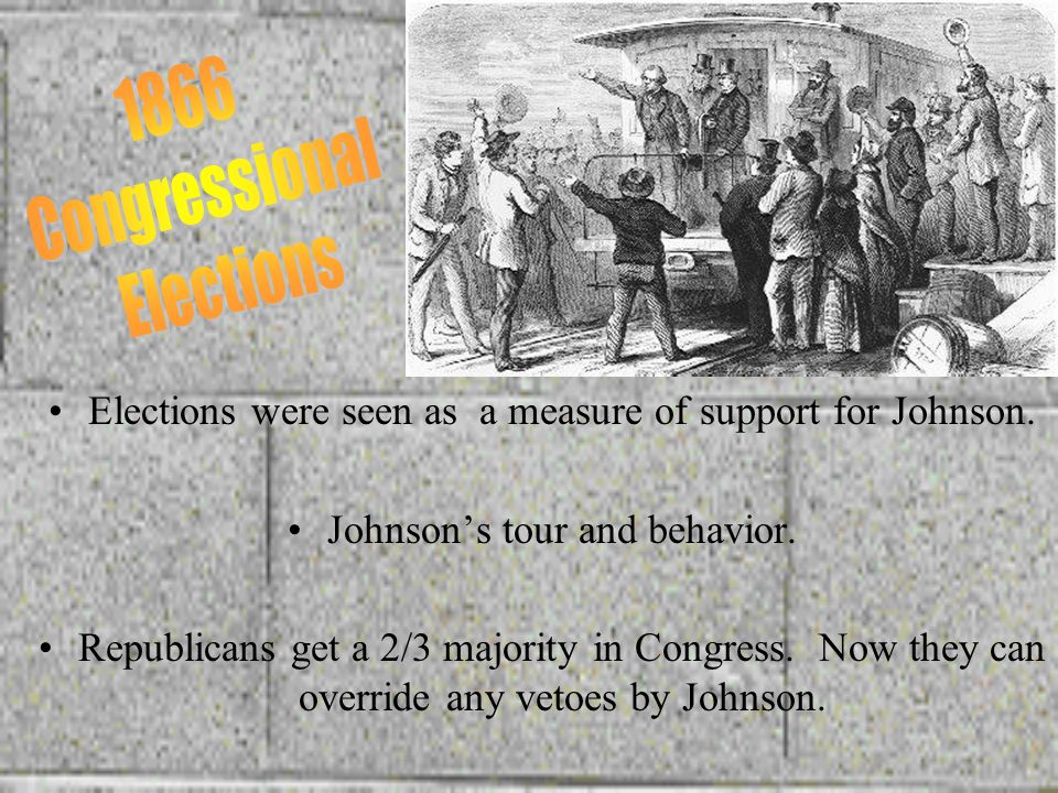 1866 Congressional Elections