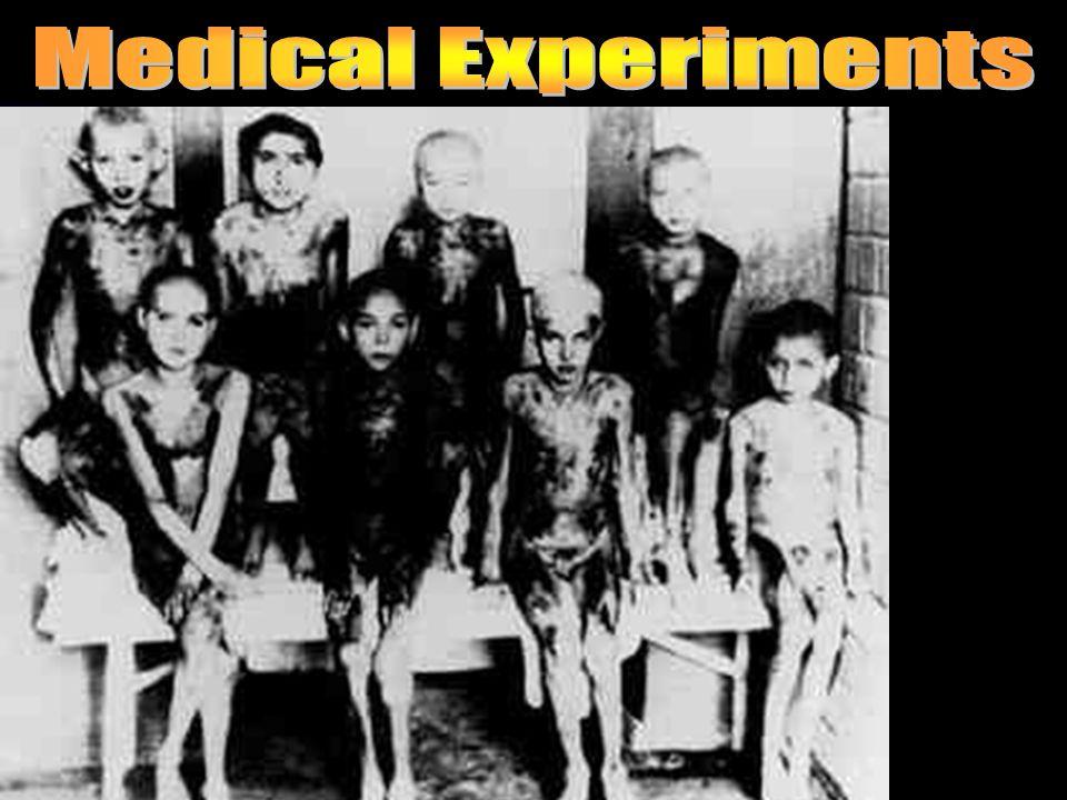 Medical Experiments