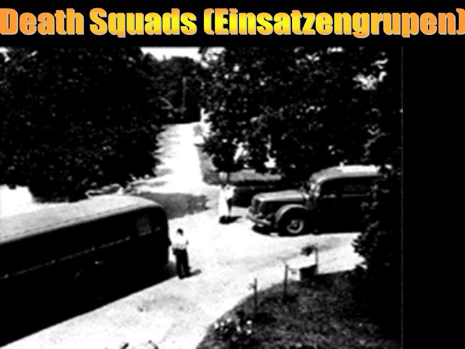 Death Squads (Einsatzengrupen)