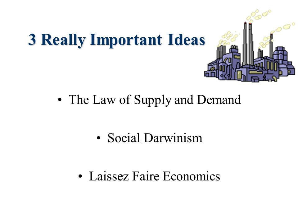 3 Really Important Ideas