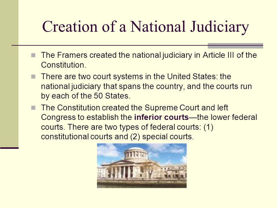 an analysis of the framers of the constitution in the united states and the federal system Why did the framers of the constitution choose federalism as the the constitution created a federal system united to form the united states of.