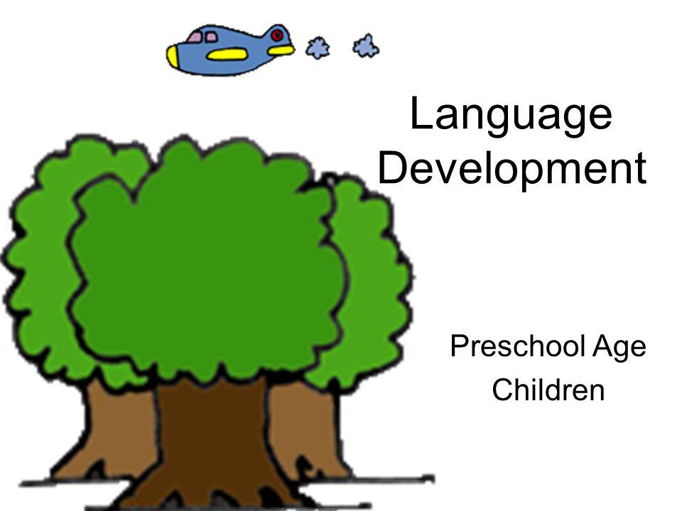 Preschool Age Children