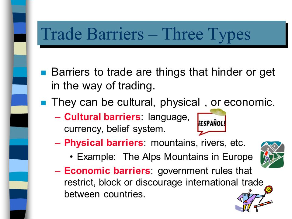 Trading system language