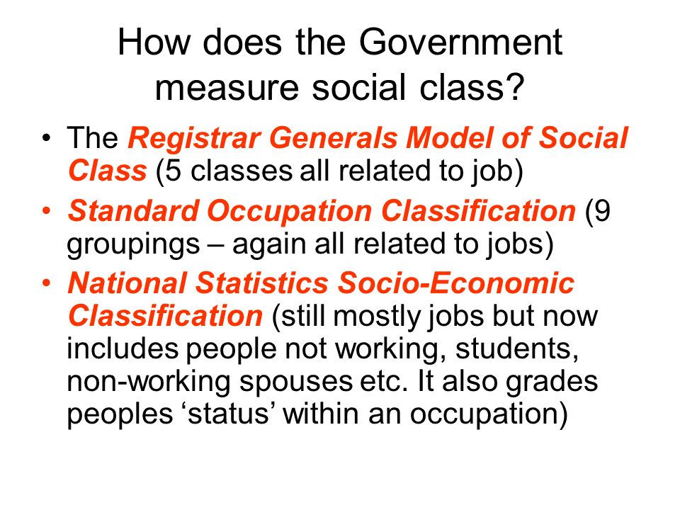 "in what ways do social class In this part of the lesson, students will continue to examine poverty in the united states and how sociological research can add to our understanding of social class, social change, and poverty first, provide students with a copy of the essay/transcript, ""poverty's children"" by clarence page of the chicago tribune."